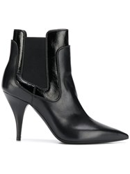 Casadei Ankle Boots Black