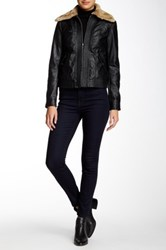 Fidelity Gwen High Rise Super Skinny Jean Black