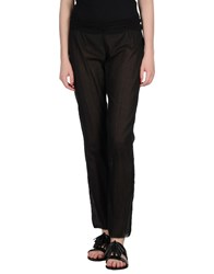 Aniye By Casual Pants Black