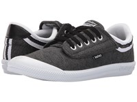 Volley Australia International Plus Fifty One Shades Shoes Black