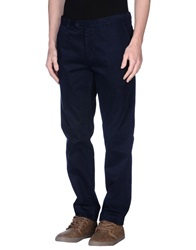 Sand Casual Pants Dark Blue