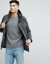 Selected Homme Parka Grey