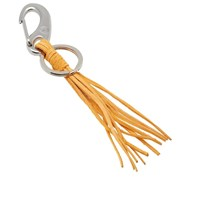 Maple Tassel Key Chain Yellow
