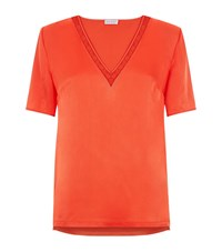 Claudie Pierlot Bambin Top Female Red