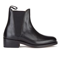 Grenson Women's Nora Leather Chelsea Boots Black
