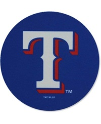 Memory Company Texas Rangers 4 Pack Coaster Set Team Color