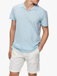 Selected Homme Fillipe Polo Shirt Skyway