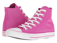 Converse Chuck Taylor All Star Brea Animal Glam Textile Hi Magenta Glow Silver White Women's Classic Shoes Pink