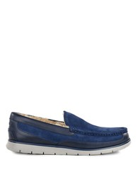 Ugg Fascot Loafers Navy