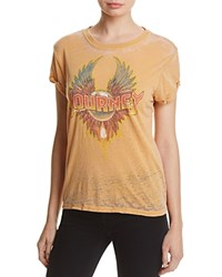 Signorelli Journey Graphic Tee Ochre