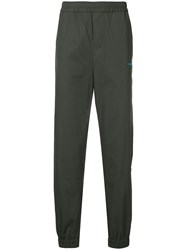 Ex Infinitas Future Surf Pro Track Trousers Grey