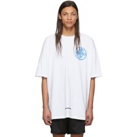 Off White 3D Over T Shirt