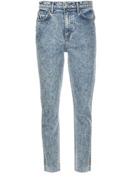 Grlfrnd Reed High Rise Cropped Jeans 60