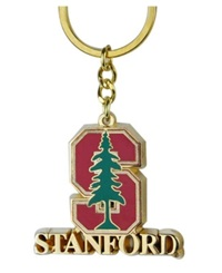 Aminco Stanford Cardinal Heavyweight Keychain Team Color