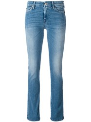 7 For All Mankind Kimmie Jeans Blue