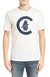 American Needle Men's Brass Tack Chicago Cubs T Shirt