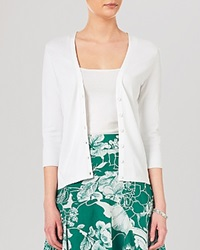 Phase Eight Cardigan Elin White