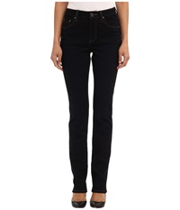 Jag Jeans Sydney High Straight In Double Trouble Double Trouble Women's Jeans Black