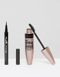 Maybelline Asos Exclusive Eye Duo Eye Duo Multi