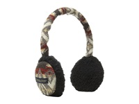 Pendleton Knit Ear Muffs Pacific Crest Brown Knit Hats