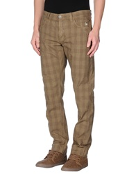 Dog Fox Casual Pants Khaki