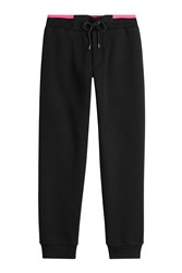 Mcq By Alexander Mcqueen Sweatpants With Cotton Black
