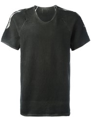 Lost And Found Ria Dunn Stylised T Shirt Black