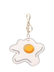 Anya Hindmarch Egg Leather Key Holder