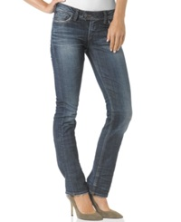 Silver Jeans Tuesday Mid Rise Skinny Jeans
