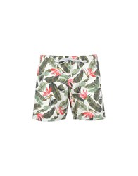 Banana Moon Swim Trunks Military Green