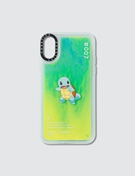 Casetify Squirtle 007 Pokedex Night Iphone X Xs Case Green