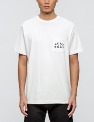 Raised By Wolves Mirror Pocket S S T Shirt