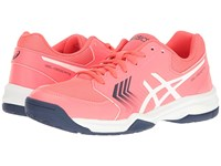 Asics Gel Dedicate 5 Diva Pink White Indigo Blue Women's Tennis Shoes