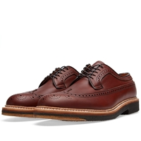 Alden Longwing Blucher Classic Brown