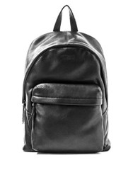 Aimee Kestenberg American Leather Fairfield Backpack Black