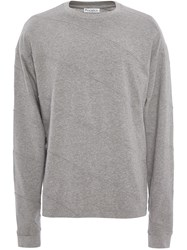J.W.Anderson Jw Anderson Long Sleeve Diagina Panelled T Shirt 60
