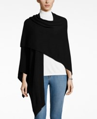 Charter Club Cashmere Wrap Cardigan Only At Macy's Classic Black