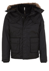 S.Oliver Winter Jacket Black