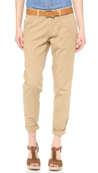 The West Is Dead Chino Pants Khaki