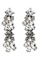 Ben X Ben Amun Women's 'Crystal Vine' Drop Earrings