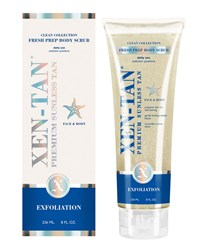 Xen Tan Fresh Prep Scrub 8 Oz. Xen Tan