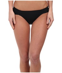 Carve Designs Cardiff Bottom Black 1 Women's Swimwear