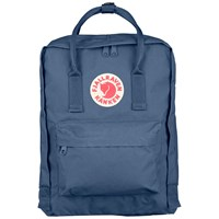 Fjall Raven Fjallraven Kanken Classic Backpack Blue Ridge