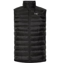 Arc'teryx Cerium Lt Quilted Shell Down Gilet Black