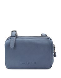 Liebeskind Maike Leather Crossbody Bag Blue