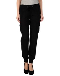 Liu Jeans Casual Pants Black