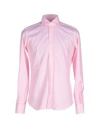 Mazzarelli Shirts Shirts Men