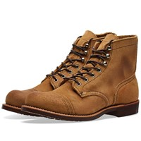Red Wing Shoes 8083 Heritage 6 Iron Ranger Boot Brown