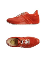 Fabi Low Tops And Trainers Red