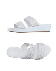 Chiara Pasquini Footwear Sandals Women White